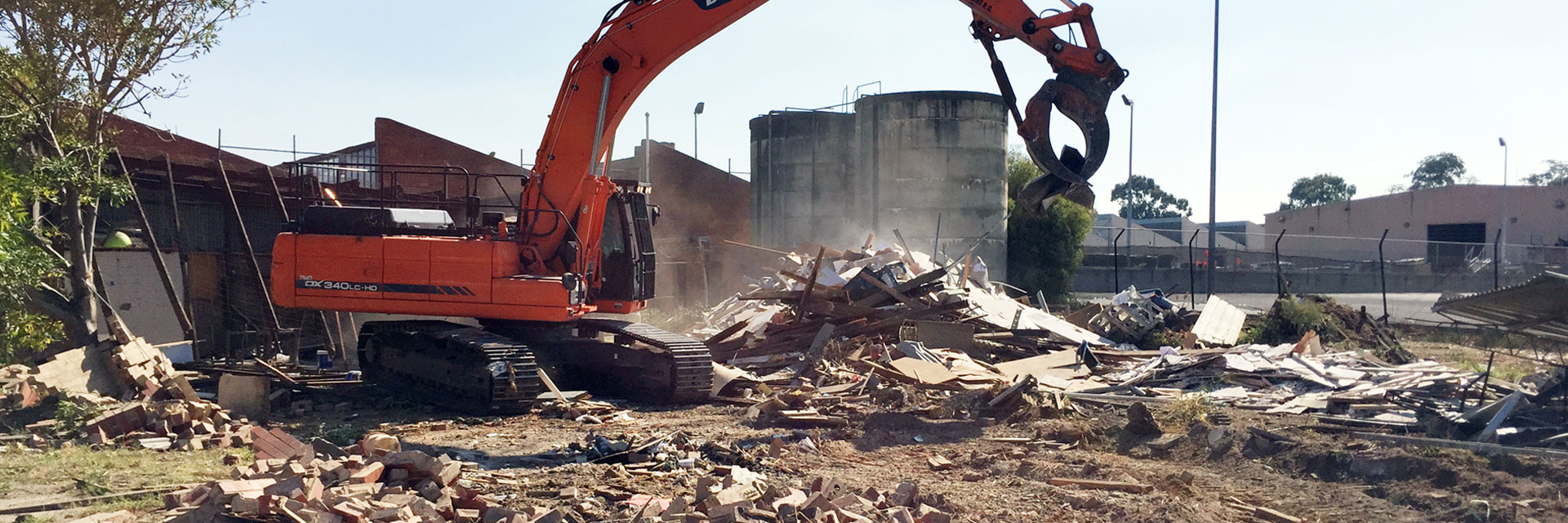 demolition and excavation melbourne
